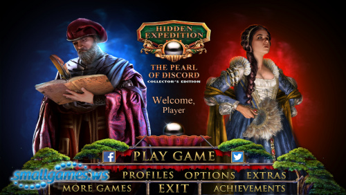 Hidden Expedition 14: The Pearl of Discord Collectors Edition