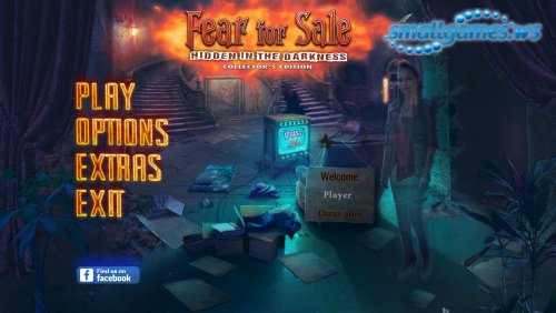 Fear For Sale 10: Hidden in the Darkness Collectors Edition