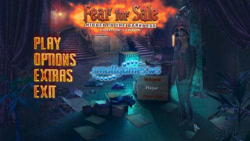 Страх на продажу 10: Скрытые в темноте Коллекционное издание