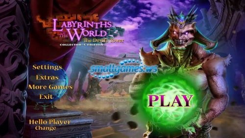 Labyrinths of the World 6: The Devils Tower Collectors Edition