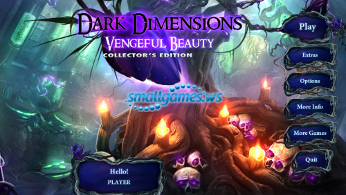 Dark Dimensions 8: Vengeful Beauty Collectors Edition