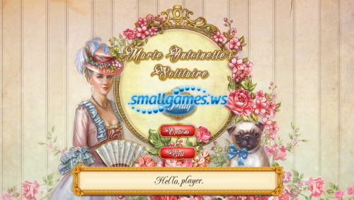 Marie Antoinettes Solitaire