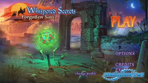 Whispered Secrets 7: Forgotten Sins