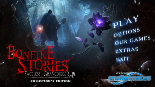 Bonfire Stories: Faceless Gravedigger Collectors Edition
