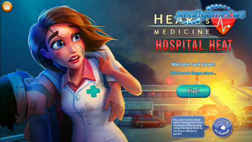 Hearts Medicine 3: Hospital Heat Platinum Edition
