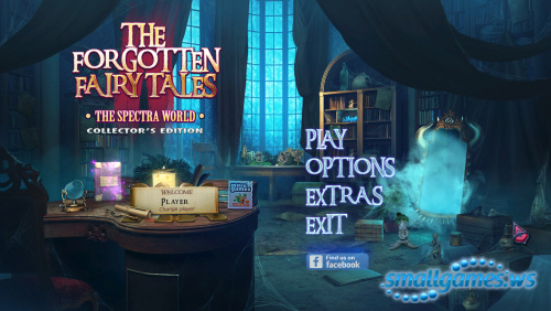 The Forgotten Fairy Tales: The Spectra World Collectors Edition