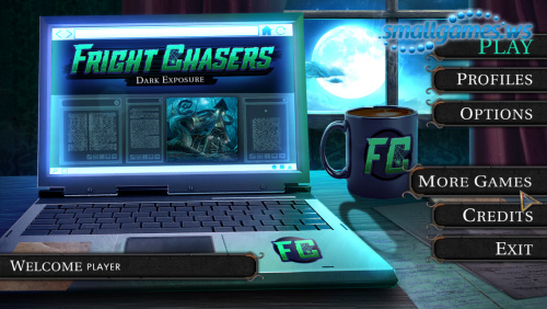 Fright Chasers: Dark Exposure Collectors Edition