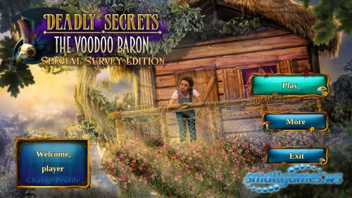 Deadly Secrets: The Voodoo Baron