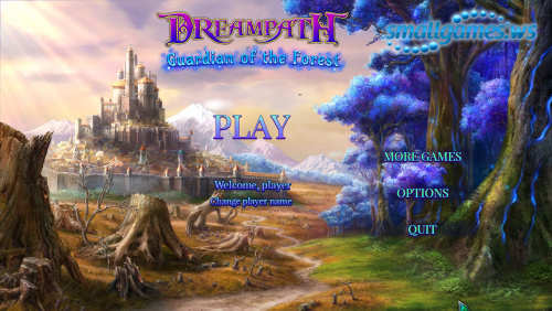 Dreampath 3: Guardian of the Forest