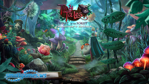 Tiny Tales: Heart of the Forest Collectors Edition