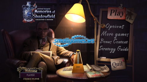 Mystery Trackers 13: Memories of Shadowfield Collectors Edition
