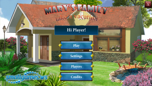 Marys Family Take a Vacation