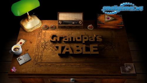 Grandpas Table