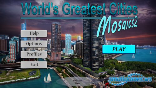 Worlds Greatest Cities Mosaics 2