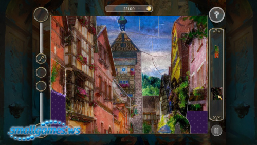 Сказочные Мозаики. Красавица и Чудовище 2