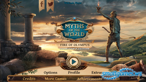 Myths of the World 12: Fire of Olympus Collectors Edition