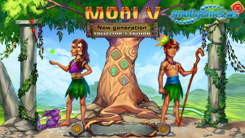 Moai 5: New Generation Collectors Edition