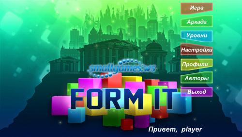 Form It (русская версия)