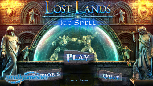 Lost Lands 5: Ice Spell