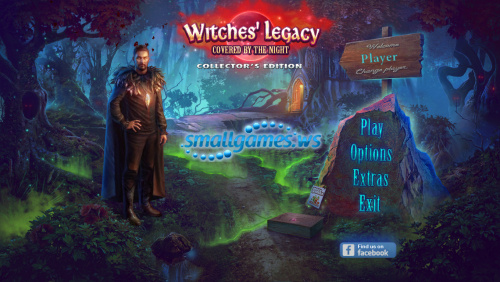Witches Legacy 10: Covered by the Night Collectors Edition