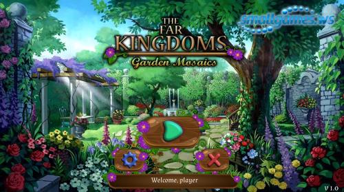 The Far Kingdoms 8: Garden Mosaics