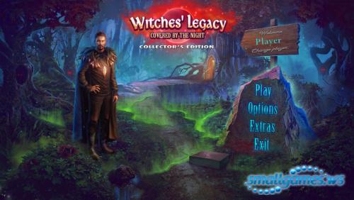 Наследие ведьм 10: Скрытые в ночи Коллекционное издание