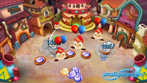 Конфетные Воры: История Гномов/ Candy Thieves: Tale of Gnomes