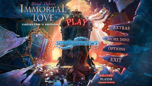 Immortal Love 3: Blind Desire Collectors Edition
