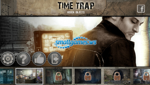 Hidden Object: Time Trap