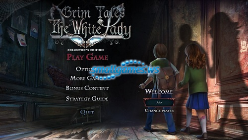 Grim Tales 13: The White Lady Collectors Edition