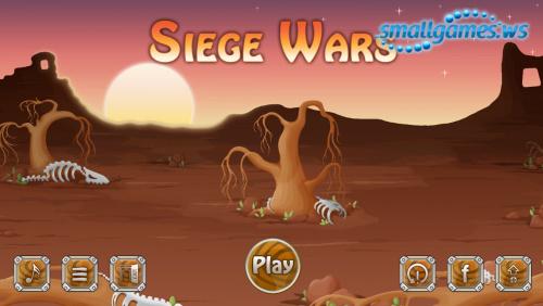 Siege Wars / Осадные Войны