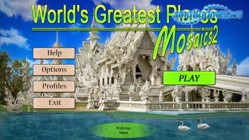 Worlds Greatest Places. Mosaics 2