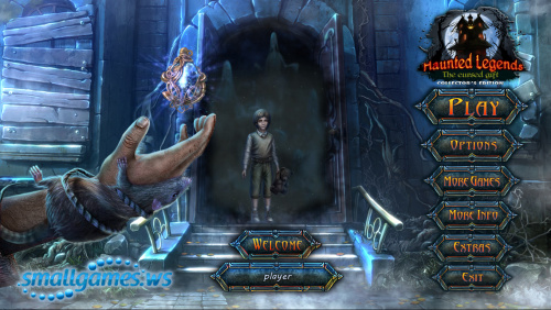 Haunted Legends 11: The Cursed Gift Collectors Edition