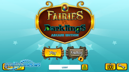 Fairies vs. Darklings: Arcane Edition