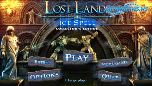 Lost Lands 5: Ice Spell Collectors Edition