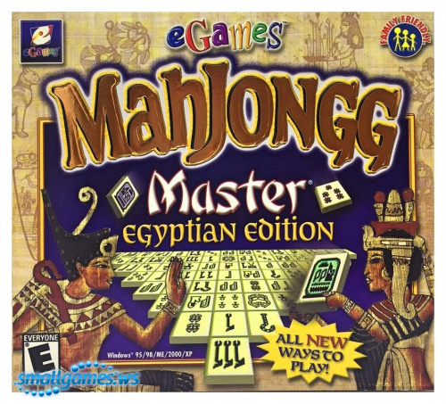 Mahjongg Master: Egyptian Edition