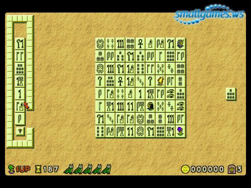 Mahjongg Master: Egyptian Edition