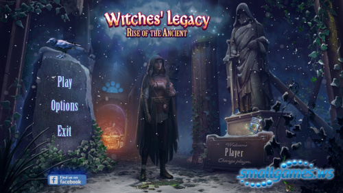 Witches Legacy 11: Rise of the Ancient