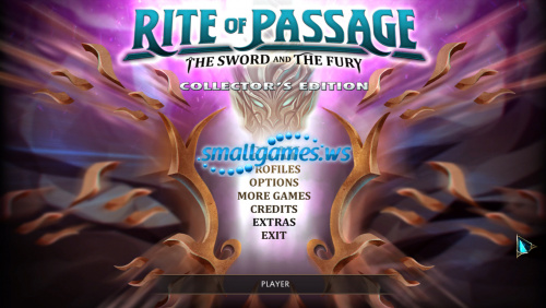 Rite Of Passage 7: The Sword And The Fury Collectors Edition