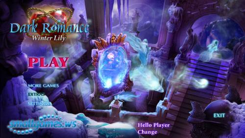 Dark Romance 8: Winter Lily