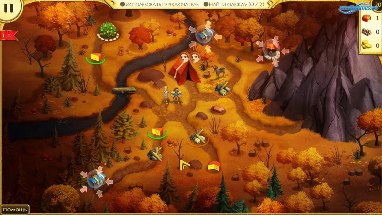 ключ к игре 12 подвигов геракла мать природа от алавар