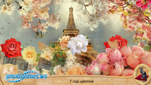 Romance with Chocolate - Hidden Object in Paris