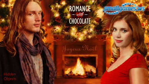 Romance with Chocolate. Hidden Object in Paris (русская версия)