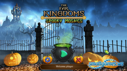 The Far Kingdoms 9: Spooky Mosaics