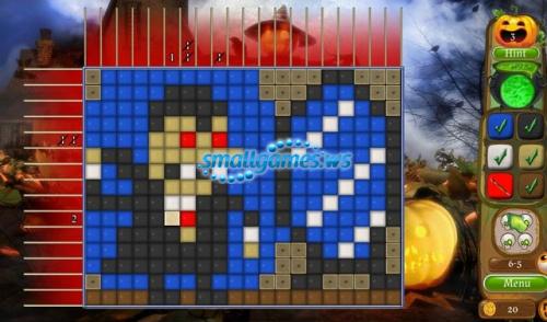 The Far Kingdoms 9: Spooky Mosaics