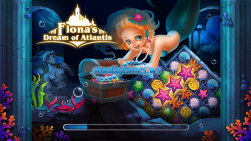 Fionas Dream of Atlantis