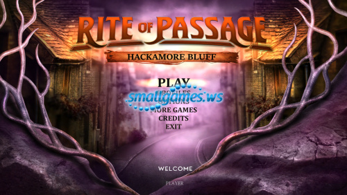 Rite of Passage 8: Hackamore Bluff
