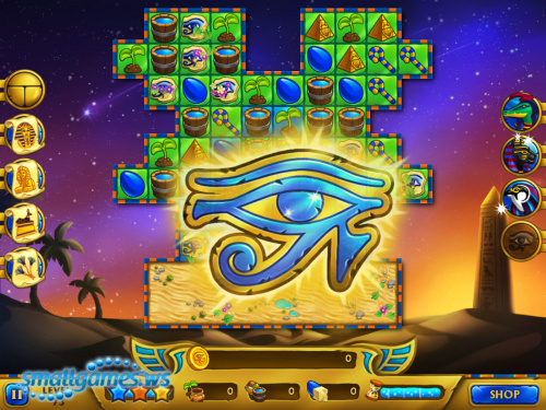 Legend of Egypt: Pharaohs Garden