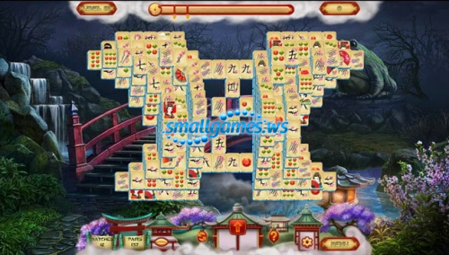Mahjong: Forbidden Temple