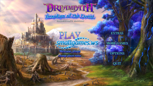 Dreampath 3: Guardian of the Forest Collectors Edition